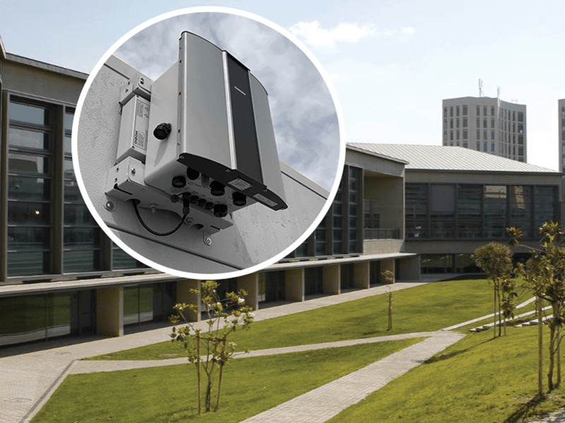 Oizom installed Polludrone Outdoor Air Quality Monitor across Granada University Campus for Air Quality Monitoring and to create environmental data awareness.