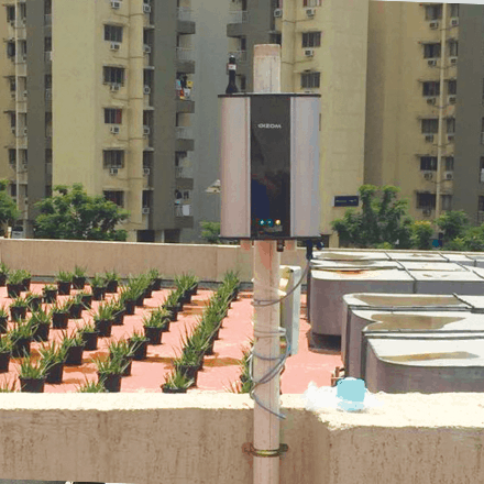 Palava city achieves foul smell monitoring in the city using Oizom Odosense odor monitor to provide a better lifestyle.