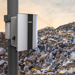 Odour monitoring is crucial for better solid waste and odour management in landfills and dumpyards.