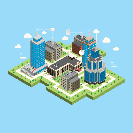 4 Essential Pillars of Smart Cities of India - Building Smart Environment