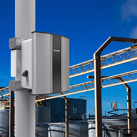 Odosense e nose-based Odour Monitoring System monitors and measures the harmful gaseous emissions from industries.