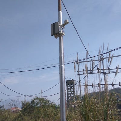 air quality monitoring Imphal