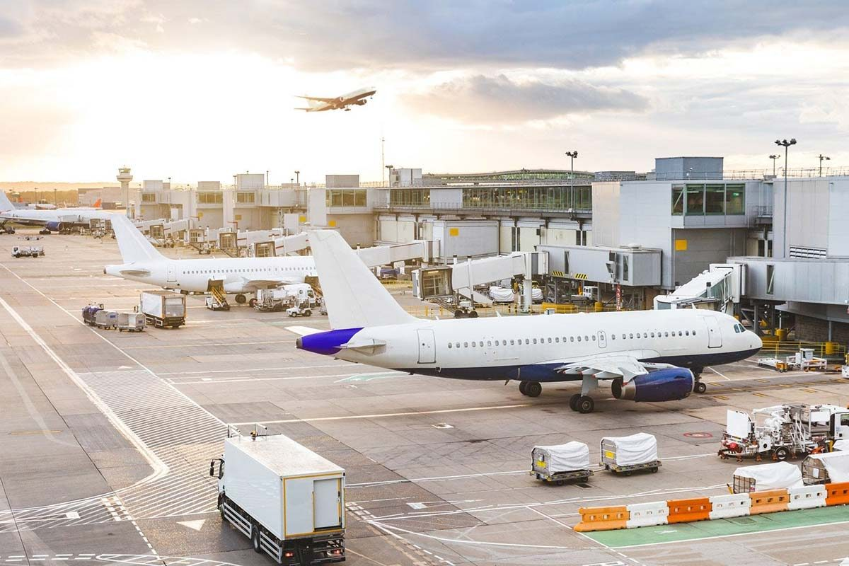 Monitoring ambient air quality at airport is crucial